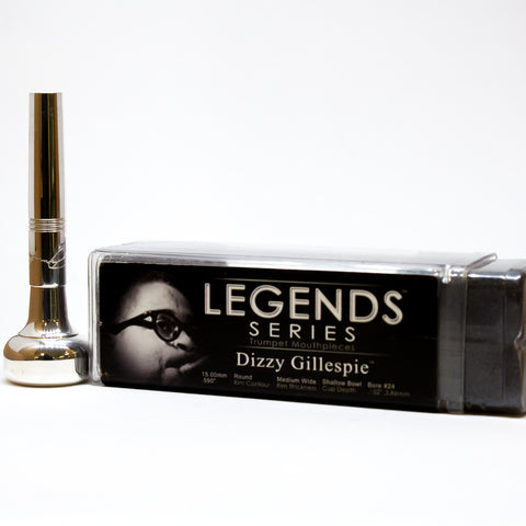 RS Berkeley Legends Series Dizzy Gillespie Trumpet Mouthpiece