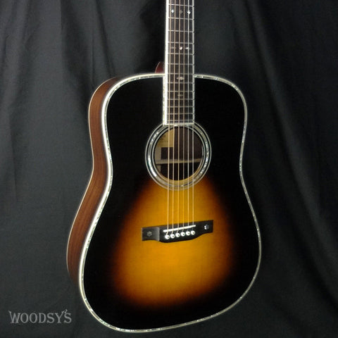 Eastman E40D Dreadnought Sunburst