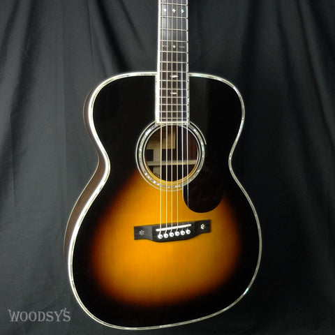 Eastman E40OM Sunburst Orchestra Model
