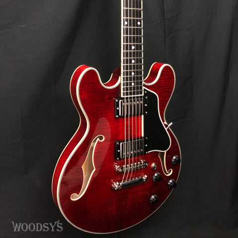 "Eastman T484 14"" Thinline Archtop"