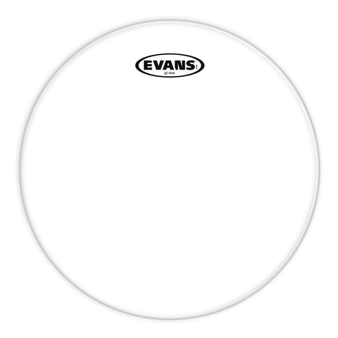 Evans G2 Genera Clear 2-Ply Drum Heads