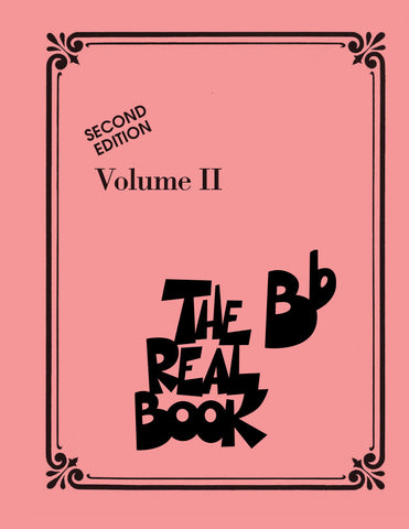 The Bb Real Book - Vol. II, Second Ed.