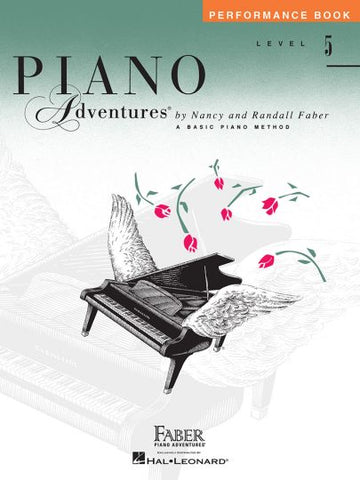 Faber Piano Adventures - Performance Books