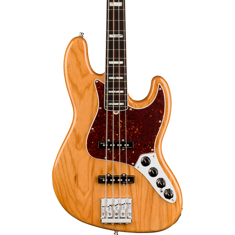 Fender American Ultra Jazz Bass Aged Natural
