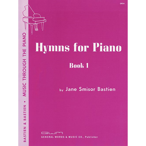 Hymns for Piano: Book 1