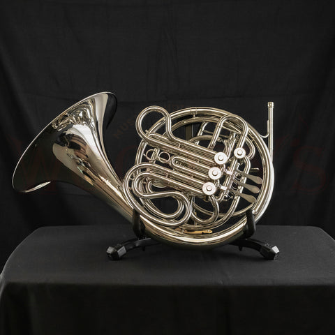 Used Gemeinhardt D800LQ Kruspe Style Double French Horn