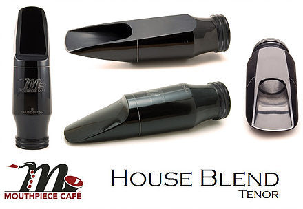 Mouthpiece Cafe House Blend Tenor Saxophone Mouthpiece