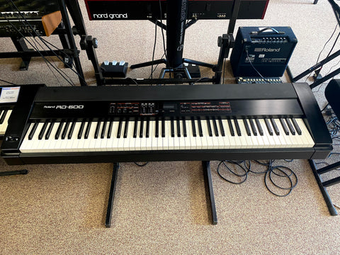 Used Roland RD600 Digital Piano