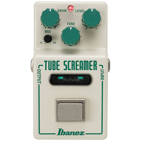 Ibanez NTS Nu Tube Screamer Overdrive