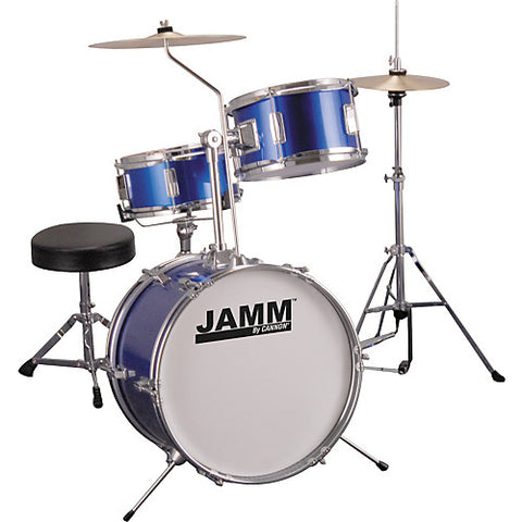 Cannon Percussion JAMM Jr. 3 Pc. Drum Set