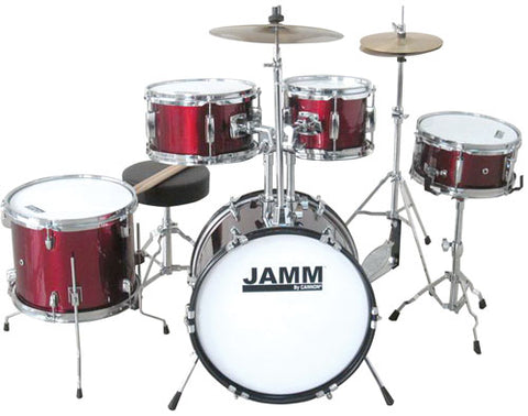 Cannon Percussion JAMM Jr. 5 Pc. Drum Set
