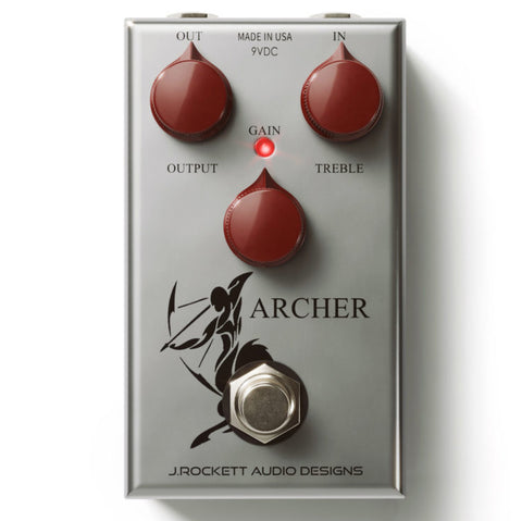 J Rockett Archer Boost Overdrive