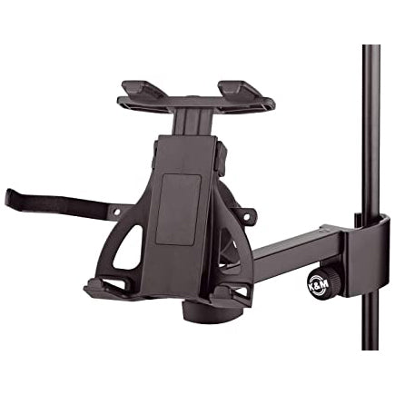 K&M 19740 Universal Tablet Mic Stand Holder