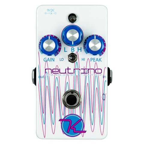 Keeley Neutrino Envelope Filter / Auto Wah Pedal