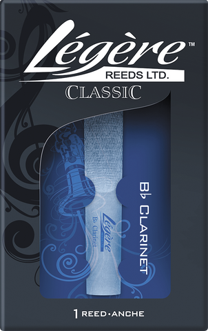 Legere Classic Series Bb Clarinet Reed