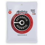 Martin Lifespan 2.0 Phosphor Bronze Acoustic Guitar Strings