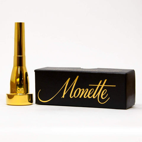 Monette Classic Series Bb Trumpet Mouthpieces