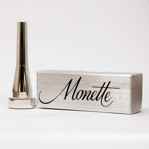 Monette Silver Series Bb Trumpet Mouthpiece