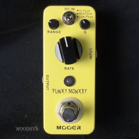 Mooer Funky Monkey Digital Auto Wah Envelope Filter
