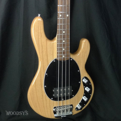 Ernie Ball Music Man StingRay 4 H Natural Rosewood