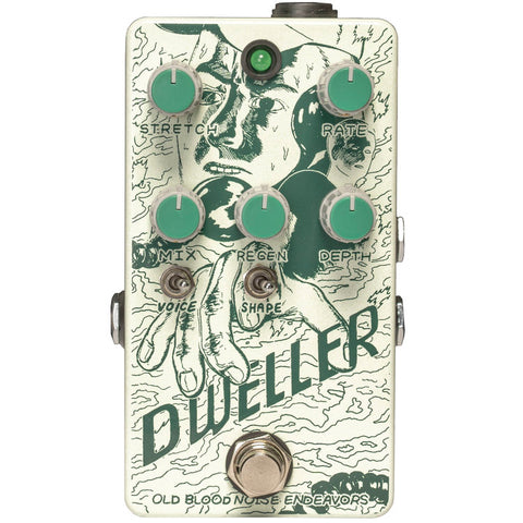 Old Blood Noise Endeavors Dweller Phaser with Delay