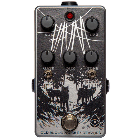 Old Blood Noise Endeavors Haunt Gated Fuzz