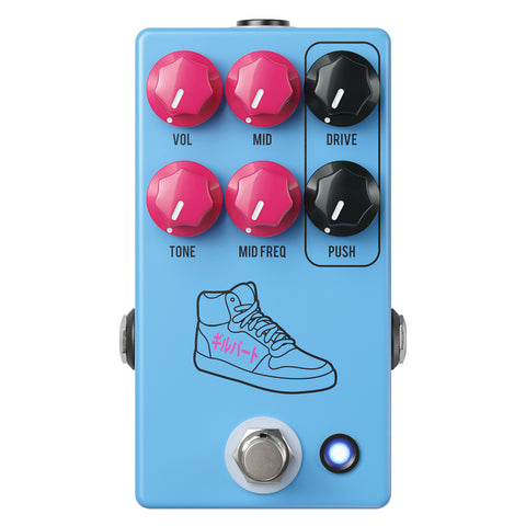 JHS Pedals PG14 Paul Gilbert Signature Overdrive Distortion