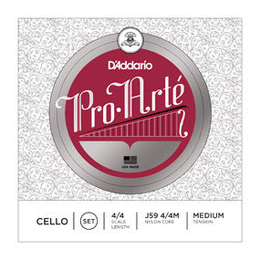 D'Addario Pro-Arte Cello Strings