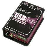 Radial USB Pro Stereo Laptop DI
