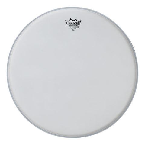Remo Ambassador X Coated Drum Heads