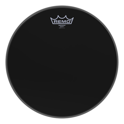 Remo Emperor Ebony Drum Heads