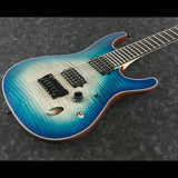 Ibanez S Iron Label 6 String - Blue Space Burst