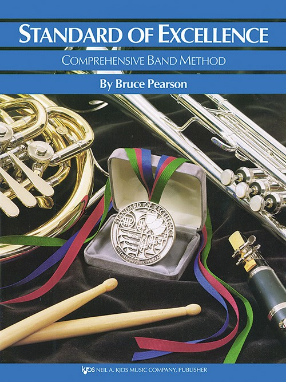 Standard of Excellence Comprehensive Band Method Book 2 - Tuba