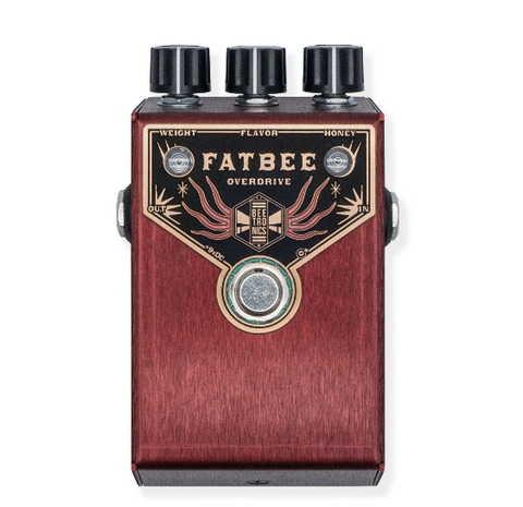 Beetronics Fat Bee Overdrive Pedal