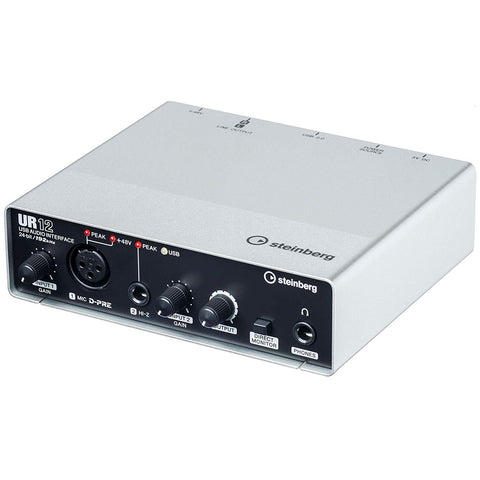Steinberg UR12 2x2 USB Interface