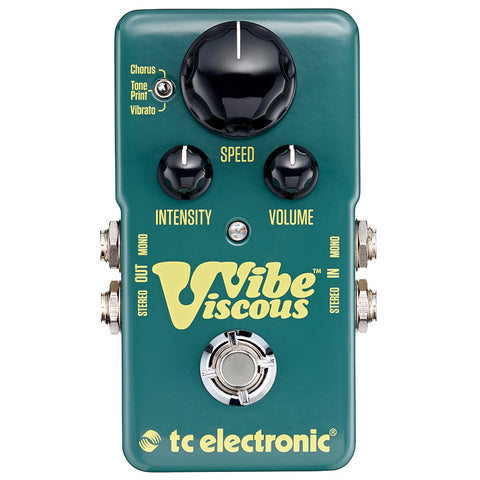 TC Electronic Viscous Vibe Vibrato