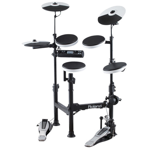 Roland TD4KPS V-Drums Portable Electronic Drum Set