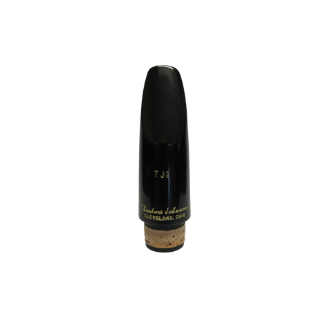 Ted Johnson TJ2 Hard Rubber Bb Clarinet Mouthpiece