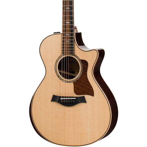 Taylor 812ce Deluxe V-Class Grand Concert