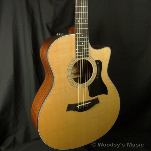 Taylor 316ce Grand Symphony Natural Cutaway