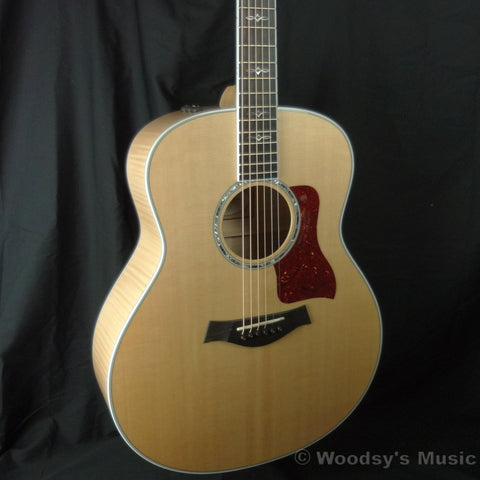 Taylor 618e Grand Orchestra Natural Maple