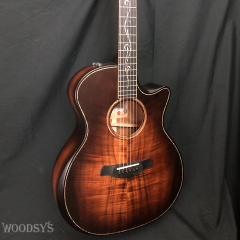 Taylor K24ce Builder's Edition