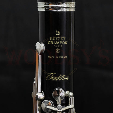 Buffet Tradition Professional Bb Clarinet - First Generation