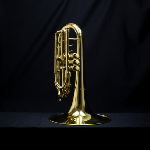 Used Dynasty M541 Mellophone
