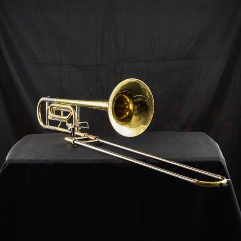 Used Eastman ETB420 Intermediate Trigger Trombone