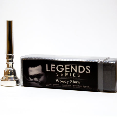 RS Berkeley Legends Series Woody Shaw Trumpet Mouthpiece