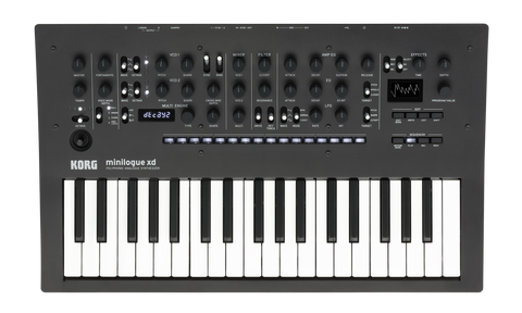 Korg Minilogue XD Polyphonic Synthesizer