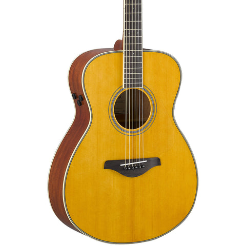 Yamaha FSTA Trans Acoustic Guitar with Effects