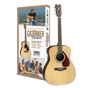 Yamaha GigMaker Std. Acoustic Guitar Pack