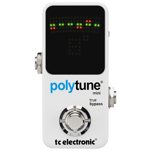 TC Electronics Polytune Mini Tuner